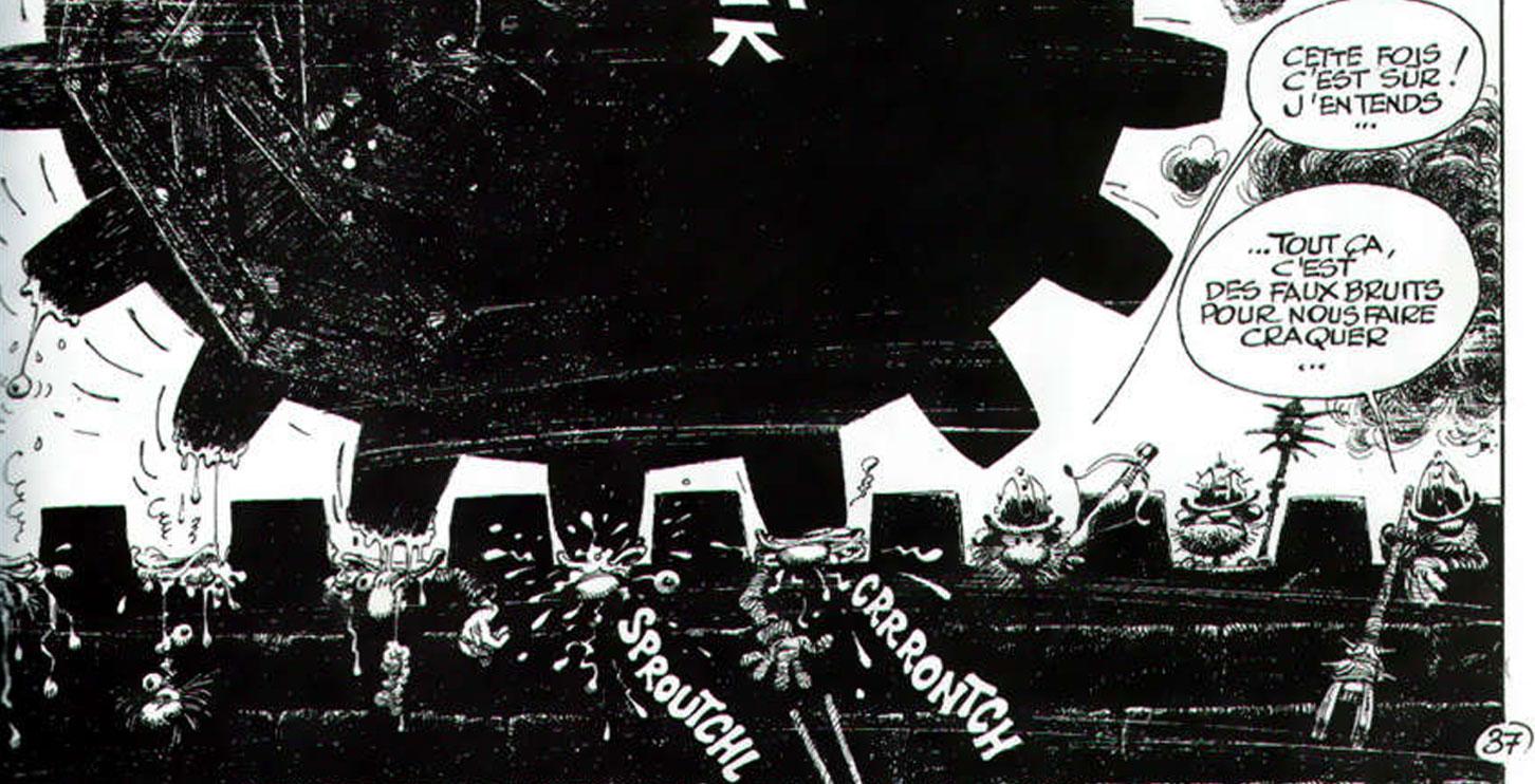 7f2ec1e2e1e Idées Noires – Franquin (Audie