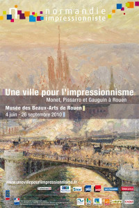 Expo Impressionnisme Rouen